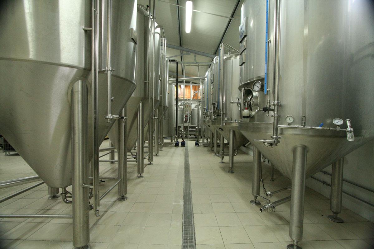 Botti in Acciaio Birra Artigianale
