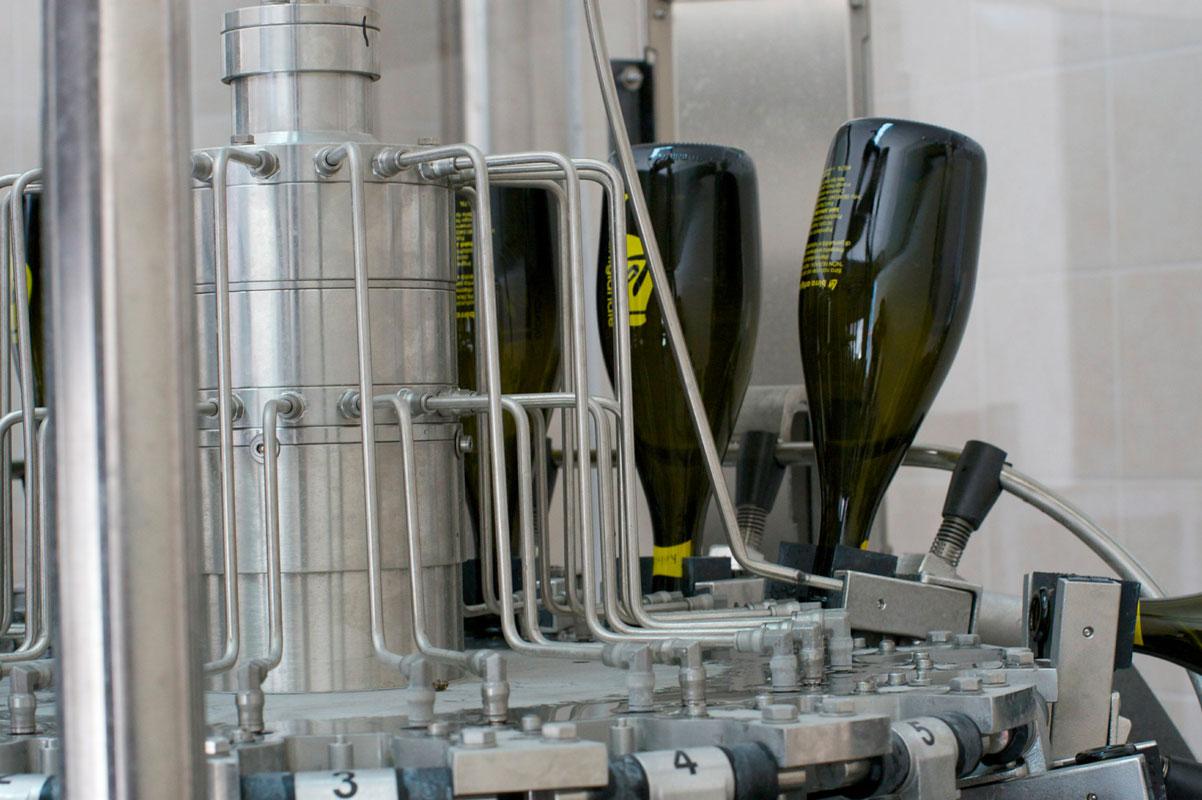 Linea Produzione La Birra Artigianale